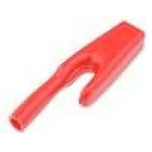 Izolátor červená použití304-0000