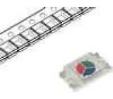 KPS-5130PD7C Fotodioda 3x5,12mm Montáž SMD λd zel:560nm λd červ:630nm