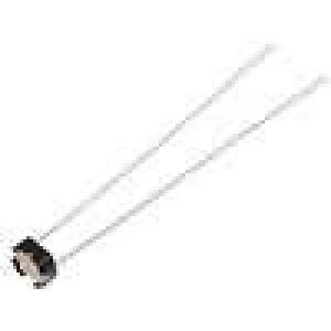 A995011 Fotorezistor 90mW 4kΩ 22kΩ 50kΩ 530nm montáž THT 150VDC