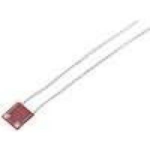 M996011A Fotorezistor 200mW 0,7kΩ 5kΩ 150kΩ 600nm montáž THT 100VAC