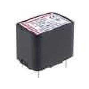Filtr odrušovací síťový 250VAC 200nF 500uH montáž THT