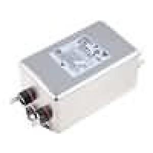 Filtr odrušovací 250VAC Iprac.max:20A Ir:1,52mA Poč.pólů:2