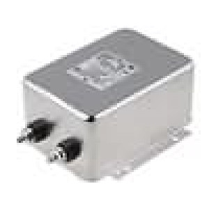 Filtr odrušovací 250VAC Iprac.max:30A Ir:1,52mA Poč.pólů:2