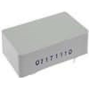 Filtr odrušovací 250VAC Cx:100nF Cy:2,5nF 40mH montáž THT