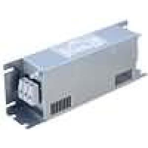 Filtr odrušovací třífázový 480VAC 36A 199x58x90mm Poč.pólů:1
