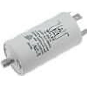 Filtr odrušovací síťový 250VAC 1mH Cx:0,47uF Cy:10nF 16A