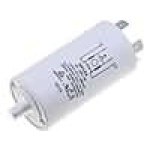 Filtr odrušovací síťový 250VAC 1mH Cx:0,47uF Cy:4,7nF 16A