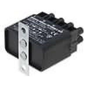 Filtr RC, třífázový 220nF konektor svorkovnice 1MΩ