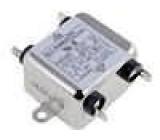 Filtr odrušovací 250VAC 1,2mH Cx:100nF Cy:3,3nF 10MΩ