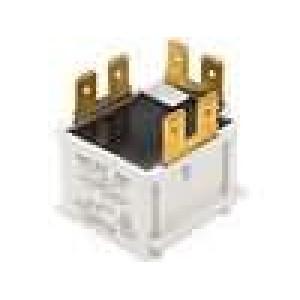 Filtr odrušovací síťový 250VAC Cx:0,27uF Cy:27nF 16A
