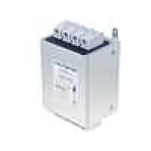 Filtr odrušovací třífázový 480VAC 20A 61x75x48mm na DIN lištu