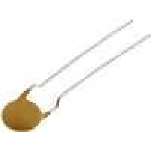 Varistor metaloxidový THT 60VAC 85VDC 100V 1,2kA 250mW