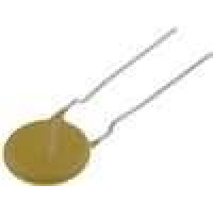Varistor zinko-oxidový THT 150VAC 250VDC 600mW