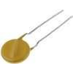 Varistor metaloxidový THT 250VAC 320VDC 390V 4,5kA 120J