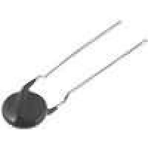 Varistor metaloxidový THT 75VAC 100VDC 120V 2,5kA 400mW