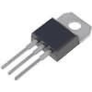 IRF520PBF Tranzistor unipolární N-MOSFET 100V 10A 70W TO220AB
