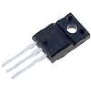 IRFI740GPBF Tranzistor unipolární N-MOSFET 400V 5,4A 40W TO220F