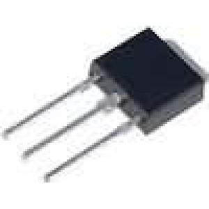IRFU024NPBF Tranzistor unipolární N-MOSFET 55V 16A 38W IPAK