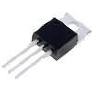IRFZ44EPBF Tranzistor unipolární N-MOSFET 60V 48A 110W TO220AB