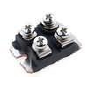 IXFN48N50 Tranzistor unipolární N-MOSFET 500V 48A 520W SOT227B