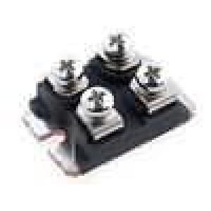 IXTN79N20 Tranzistor unipolární N-MOSFET 200V 85A 400W SOT227B