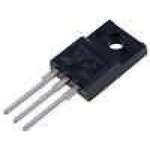 STP4NK60ZFP Tranzistor unipolární N-MOSFET 600V 4A 25W TO220FP