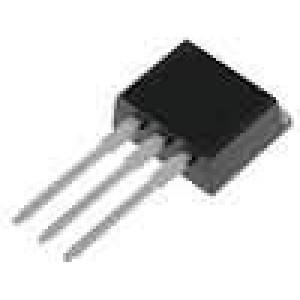 IRF4905LPBF Tranzistor unipolární P-MOSFET -55V -74A 200W TO262