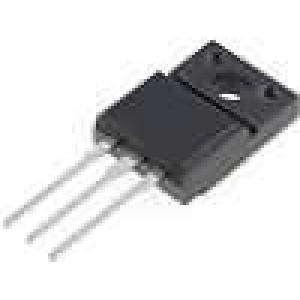 STP7NK80ZFP Tranzistor unipolární N-MOSFET 800V 5,2A TO220ISO