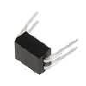 IRFD9110PBF Tranzistor unipolární P-MOSFET -100V -700mA 1,3W DIP4