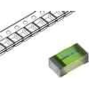Pojistka tavná velmi rychlá sklěněná 750mA 32VAC 63VDC SMD