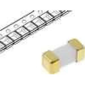 Pojistka tavná zpožděná keramická 5A 125VAC 125VDC SMD
