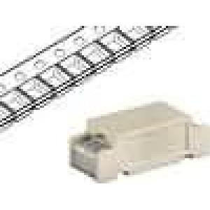 Pojistka tavná rychlá 4A 250VAC 250VDC 11x4,6x3,9mm SMD