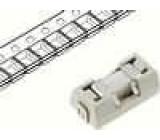 Pojistka tavná velmi rychlá keramická 2A 125VAC 125VDC SMD