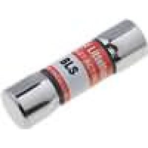 Pojistka tavná rychlá keramická, průmyslová 1,6A 600VAC