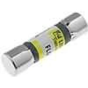 Pojistka tavná zpožděná keramická, průmyslová 2A 500VAC