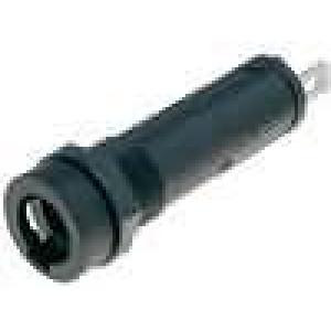 Pouzdro trubičkové pojistky 5x20mm,6,3x32mm 16A 250V