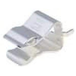 Montážní držáky trubičkové pojistky do PCB 10x38mm 32A