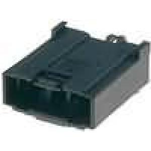 Pouzdro automobilové pojistky do PCB 10,9mm max 130°C