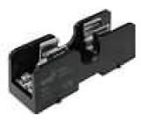 Pouzdro trubičkové pojistky do PCB 14x51mm 50A 690V