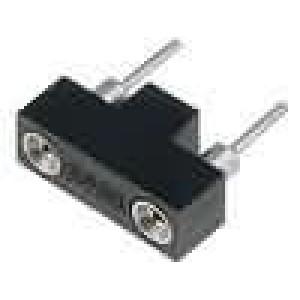 Pouzdro miniaturní pojistky Mat termoplast UL94V-0 5A