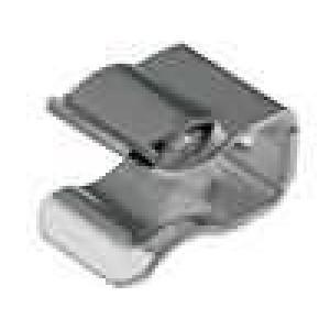 Montážní držáky trubičkové pojistky Montáž SMD 5x15mm,5x20mm
