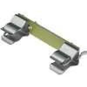 Pouzdro trubičkové pojistky Montáž SNAP-IN 6,3x32mm UL94V-0