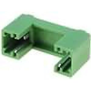 Pouzdro trubičkové pojistky do PCB 5x20mm -30-85°C 6,3A