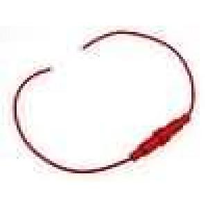 Pouzdro trubičkové pojistky 5x20mm Montáž na kabel