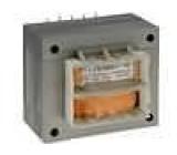 Transformátor síťový 50VA 230VAC 115V 0,42A Montáž šroubkem