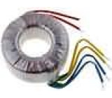 Transformátor toroidní 300VA 230VAC 35V 35V 4,28A 4,28A IP00
