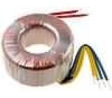 Transformátor toroidní 300VA 230VAC 55V 55V 2,72A 2,72A IP00