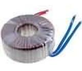 Transformátor toroidní 600VA 230VAC 24V 25A 5kg s vodičem