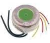 Transformátor toroidní 35VA 230VAC 12V 12V 1,45A 1,45A 0,5kg