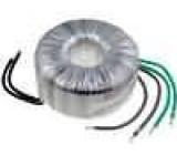 Transformátor toroidní 600VA 230VAC 35V 35V 8,57A 8,57A IP00
